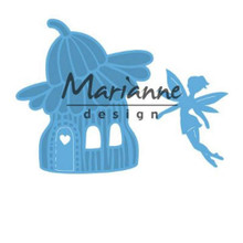 Marianne Design Cutting Die, Metal, Blue, Small
