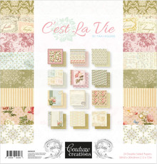 Couture Creations Double-Sided Paper Pad, CO725737