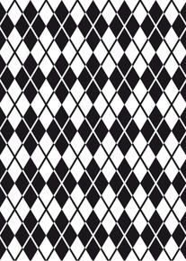 Darice Argyle Embossing Folder, 5-Inch by 7-Inch