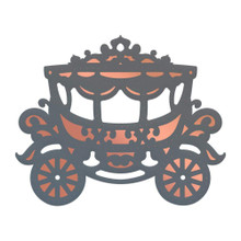 Couture Creations Cut & Foil Die-Gorgeous Carriage