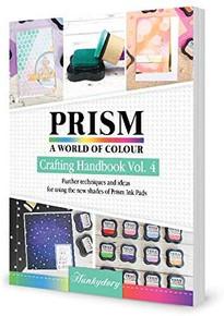 Hunkydory Prism Crafting Handbook Volume 4