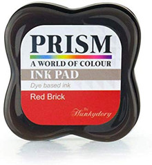 Hunkydory Prism Ink Pad- Red Brick