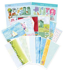 Hunkydory Worlds Wthin Concept Card Collection WORLD101