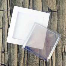 Hunkydory Dimensional Card Kit 6x6 with Square Aperture and Clear Card Front