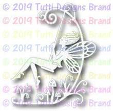 Tutti Designs - Dies - Swinging Fairy (TUTTI-534)