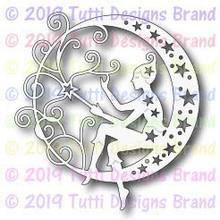 Tutti Designs - Dies - Moon Fairy (TUTTI-549)