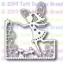 Tutti Designs - Dies - Flying Fairy Scene (TUTTI-535)