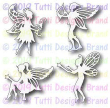 Tutti Designs - Dies - Fairies Set (TUTTI-553)