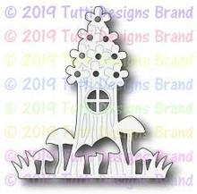 Tutti Designs - Dies - Flower Roof House (TUTTI-547)