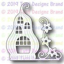 Tutti Designs - Dies - Gourd Fairy House (TUTTI-546)