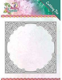 Yvonne Creations Happy Tropics- Tropical Frame YCD10177