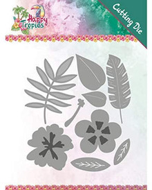 Yvonne Creations Happy Tropics- Tropical Blooms YCD10174