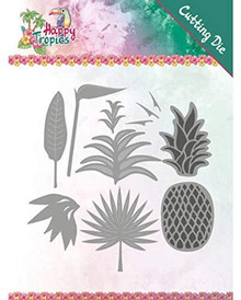 Yvonne Creations Happy Tropics- Lush Leaves YCD10173