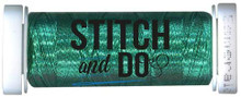 Stitch and Do Embroidery Thread 200 m Roll- Emerald SDHDM0I