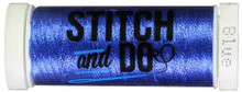 Stitch and Do Embroidery Thread 200 m Roll- Blue SDHDM0A