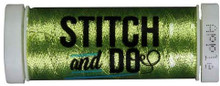 Stitch and Do Embroidery Thread 200 m Roll- Apple SDHDM01