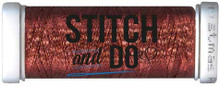 Stitch and Do Embroidery Thread 200 m Roll- Christmas Red SDHDM0H