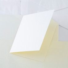 Core Collection 5x7 Cards & Envelopes Ivory 30-pk