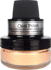 Cosmic Shimmer Opal Polish, Gilded Apricot