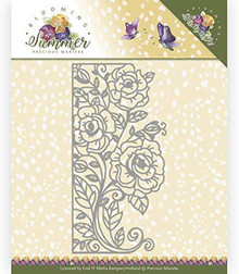 Precious Marieke Dies - Blooming Summer Collection - Rose Edge - PM10156