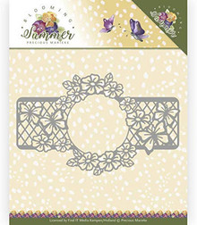 Precious Marieke Dies - Blooming Summer Collection - Blooming Border - PM10158