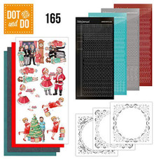 Find It Trading Dot and Do Family Time DODO165 Hobbydots Card Set