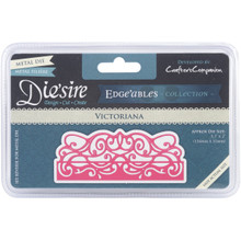 Crafter's Companion Victoriana Die'sire Edge'ables Cutting & Embossing Die