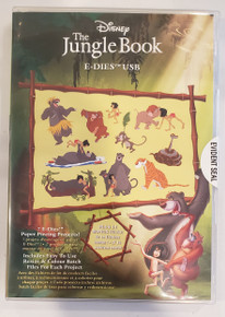 Disney- The Jungle Book E-Dies DIS1741