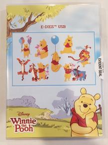 Disney- Winnie The Pooh E-Dies DIS4910