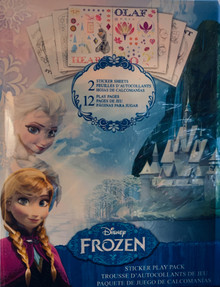 Disney Frozen Sticker Play Set