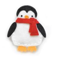 Memory Box Plush Little Penguin Dies  99554