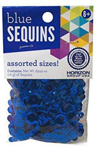 Kole Imports- Horizan Group- Blue Sequins- 18g