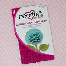 Heartfelt Creations Cottage Garden Hydrangea Die- HCD1-7278