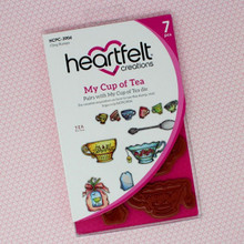 Heartfelt Creations Tea Time Collection- I Want It All- IWIA-1119