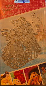 Character World Disney Princesses Group Cutting Die