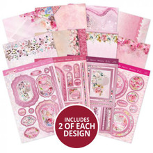 Hunkydory Crafts- Blush Moments A Fabulous Finishes Topper Collection BLUSHMOM101