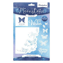 Hunkydory Moonstone Butterfly Dance Cutting Dies MSTONE171