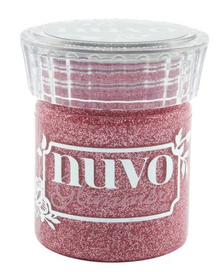 Nuvo Glimmer Paste - Strawberry Glaze