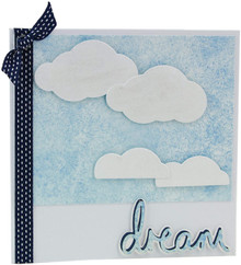 Tonic Studios Essentials Miniature Moments Sentiment Die-Dream