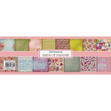 Scrapberry's Birds Of Paradise Paper Pack 12'x12' 9/pkg-6 Double-sided & 3