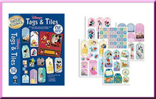 Disney Tags & Tiles Cut-Outs for Scrapbooks, Cards and More! Hot Off The Press 3120
