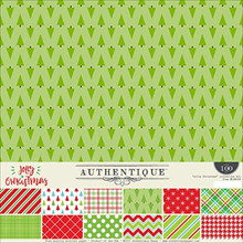 Authentique Paper JCM008 Authentique Collection Kit 12'X12'