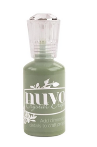 Nuvo Crystal Drops 1oz-Olive Branch