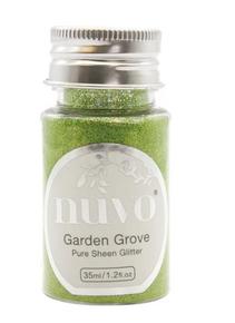 Nuvo Pure Sheen Glitter - 1.28oz - Garden Grove