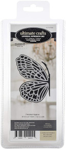 Ultimate Crafts - Layered Butterfly Decorative Die Set
