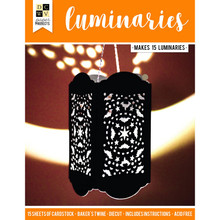 DCWV Luminaries Paper Project, Multicolor