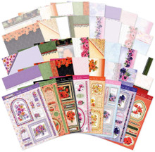 Hunkydory Crafts- Poppy Wishes Luxury Topper Collection- With INSERTS