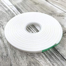 Hunkydory- 3mm Foam Roll- 6 Rolls of 5mm Wide Foam Tape- FOAM111