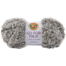 Lion Brand Yarn Go For Faux -Chow Chow