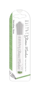 Nuvo Glitter Marker - Morning Moss 189N